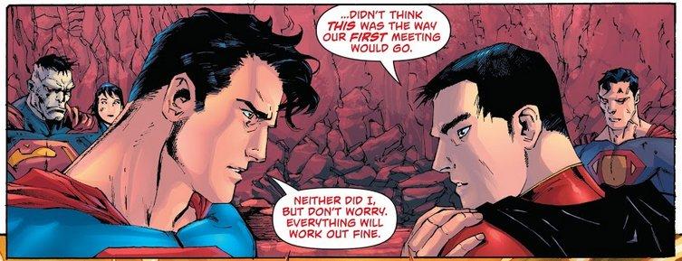 Kong meets Clark